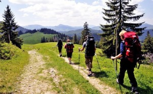foto nordic walking gressoney 2
